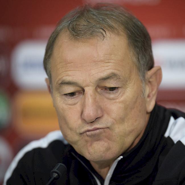 De Biasi kündigt Rückzug als albanischer Nationalcoach an