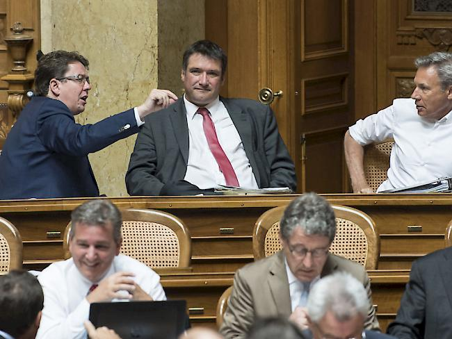 FDP will Kandidatur aus lateinischer Schweiz