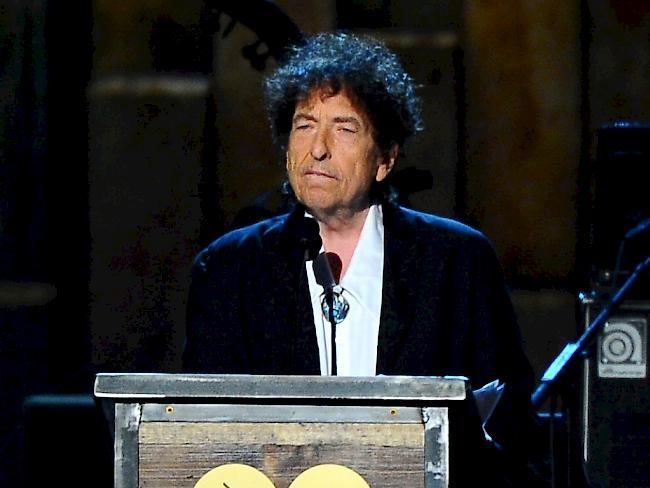 Bob Dylan ist unter Plagiatsverdacht gefallen