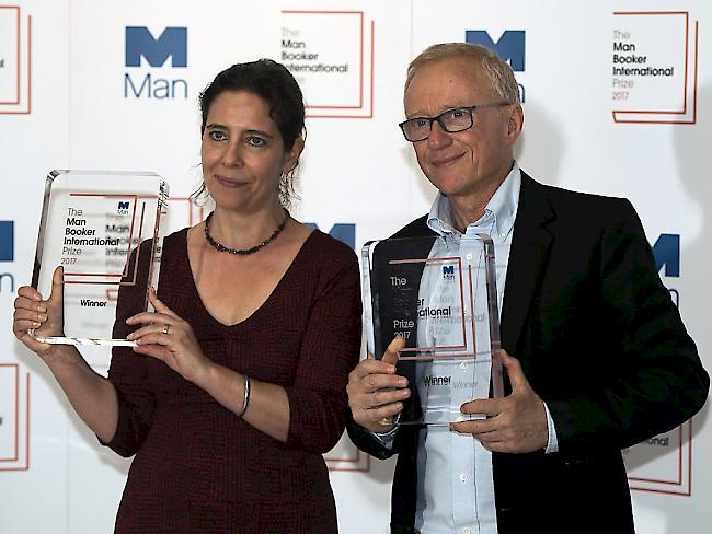 David Grossman erhielt Man Booker Preis