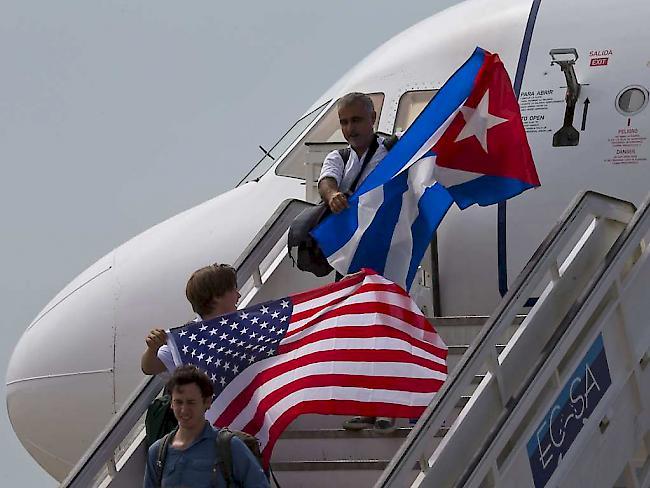 Trump weicht Kuba-Annäherung auf