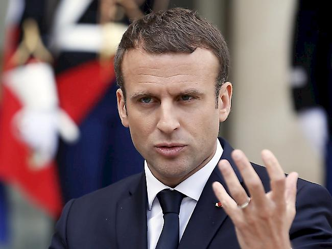 Schleppender Auftakt zur zweiten Wahlrunde in Frankreich