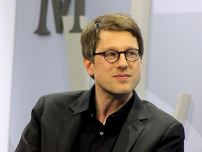 Georg-Büchner-Preis für Lyriker Jan Wagner