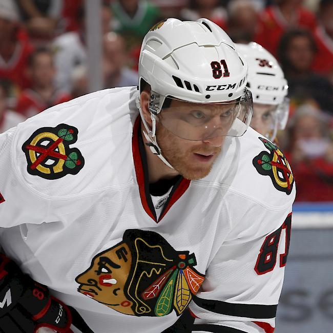 Karriere von NHL-Star Hossa zu Ende?