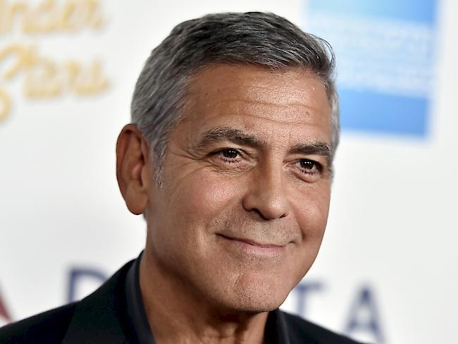 George Clooney verkauft seine Tequila-Marke füreine Milliarde Dollar