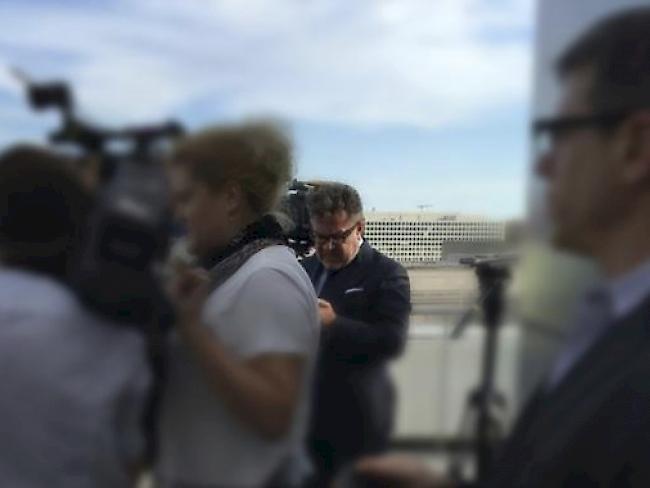 Russischer Lobbyist dementiert nach Treffen mit Trump-Sohn Geheimdienstkontakte