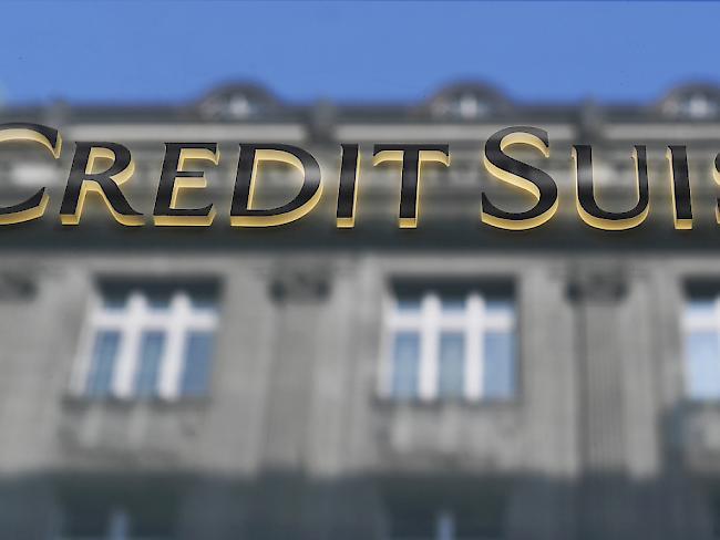 AKTIE IM FOKUS: Credit Suisse ziehen an - Operativ besser als erwartet