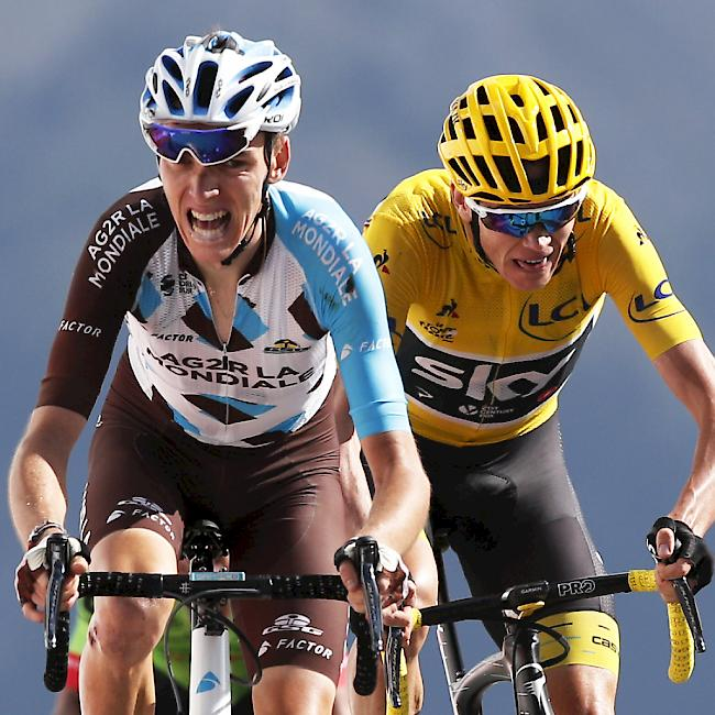 Tour-Held Kittel muss aufgeben - Roglic mit Alpen-Coup