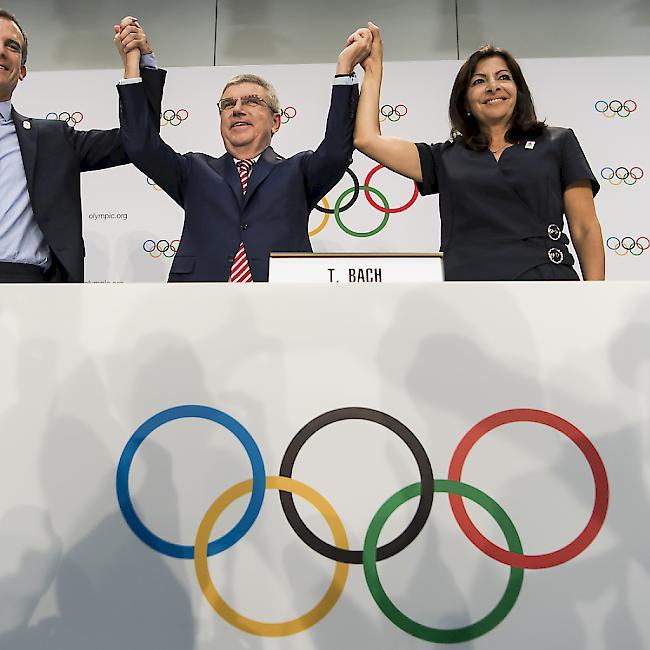 Los Angeles und Paris fast einig über Olympia-Vergabe