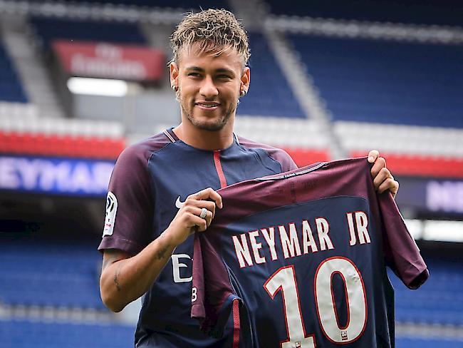 Millionen sind bezahlt: Neymar-Wechsel ist durch
