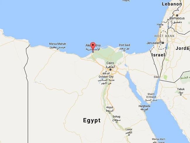 Schweres Zugsunglück in Ägypten mit mindestens 15 Toten