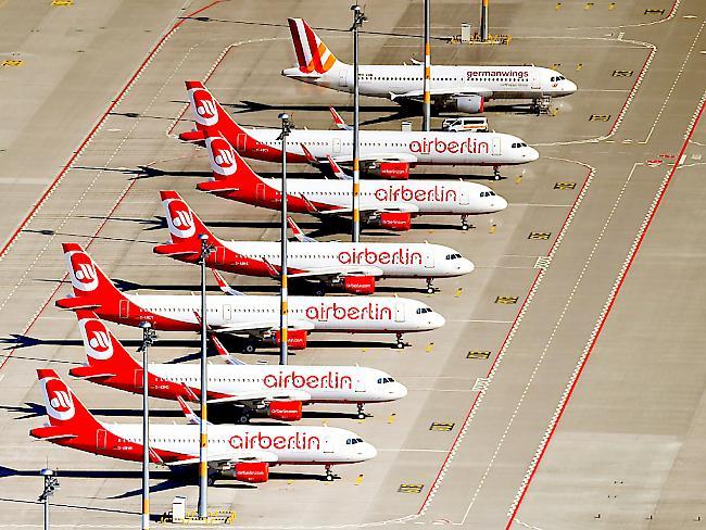 Air Berlin: Deutschlands zweitgrösste Fluggesellschaft ist pleite
