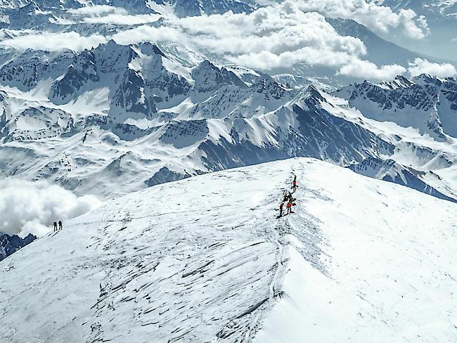 Drei tote Bergsteiger im italienischen Aostatal entdeckt