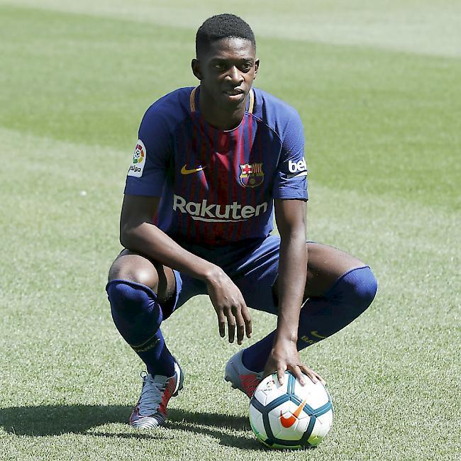 Tuchel über Dembele: Barcelona war immer sein Traum