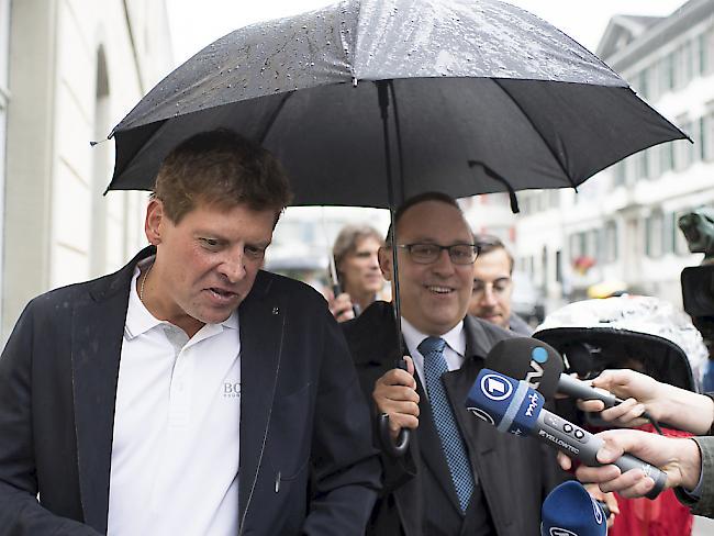 Das sagt Jan Ullrich zu seinem Urteil