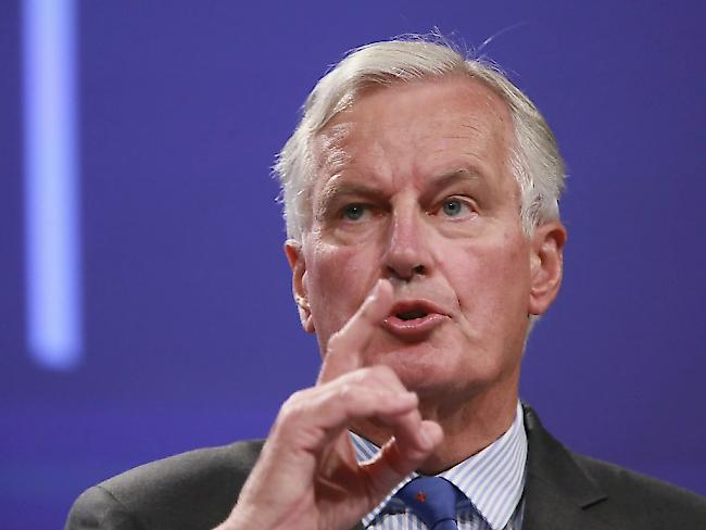 EU - Großbritannien muss in Übergangszeit alle Regeln erfüllen