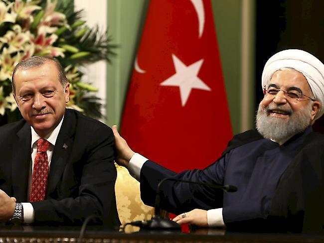 Erdogan kündigt Schließung von Grenze zum Nordirak an