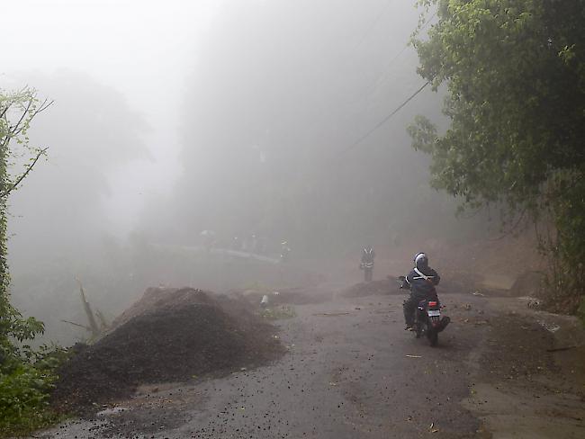Mehr als 20 Tote durch Tropensturm in Zentralamerika