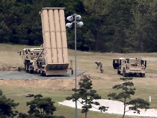 USA verkaufen Thaad-Raketenabwehr an Saudi-Arabien zu