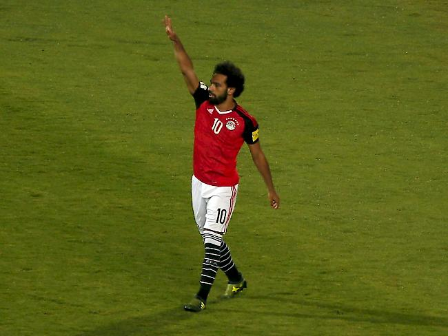 Ägypten löst WM-Ticket dank Last-Minute-Treffer