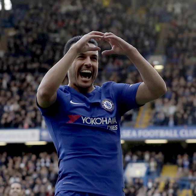 Chelsea drehte Partie gegen Watford - 4:2-Sieg