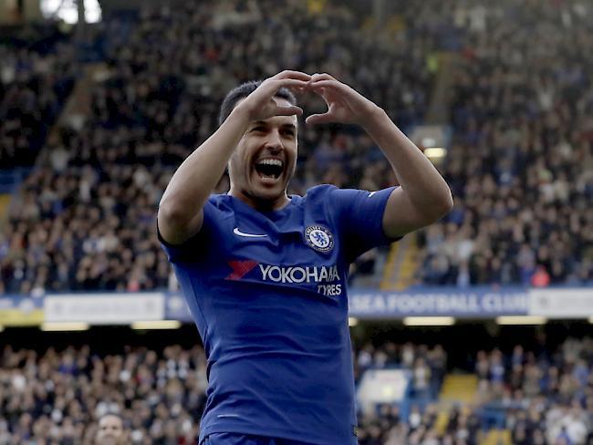 Chelsea kann noch gewinnen - 4:2 gegen Watford