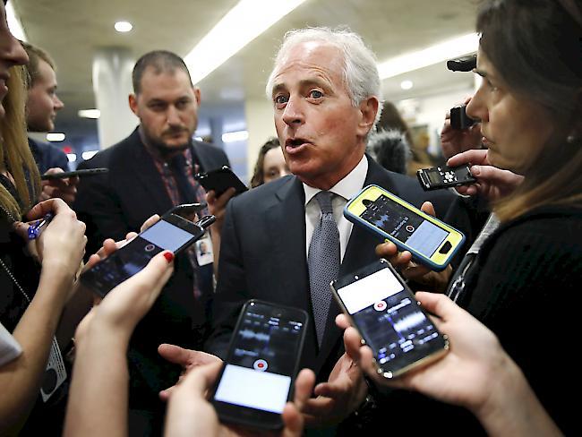Republikanische Senatoren üben harsche Kritik an Trump