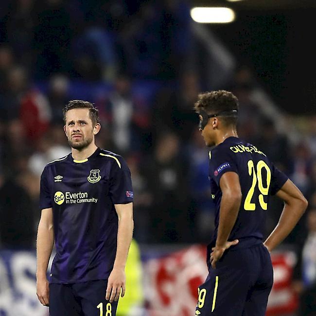 Europa League | Horror-Verletzung schockt Everton!
