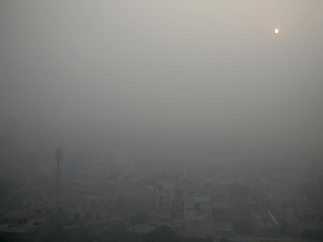 Schlechte Luft tötet jedes Jahr Millionen Menschen