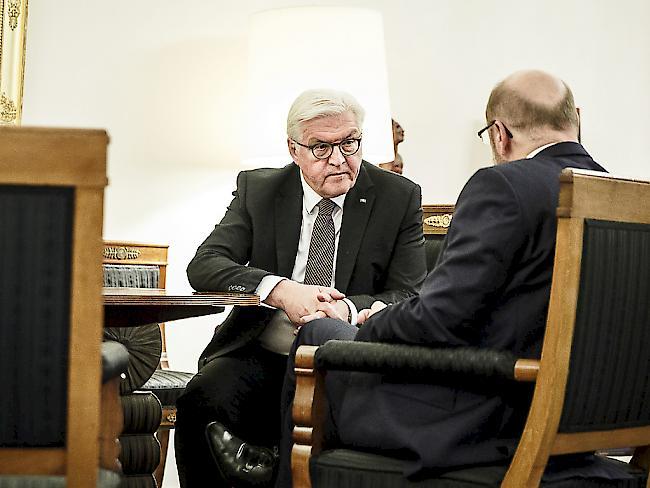 SPD offen für Gespräche über Regierung