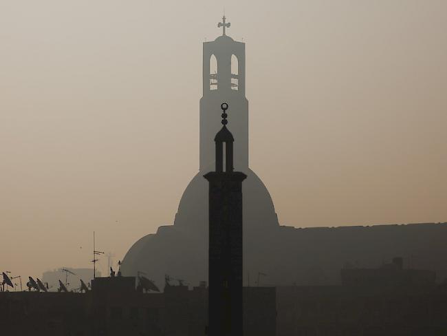 Anschlag auf Moschee in Ägypten: Viele Tote