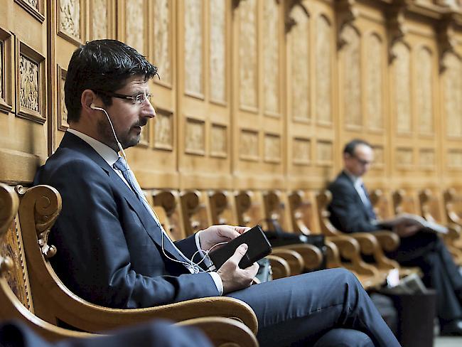 Wallis: Rücktritt von Yannick Buttet als Vizepräsident der CVP Schweiz