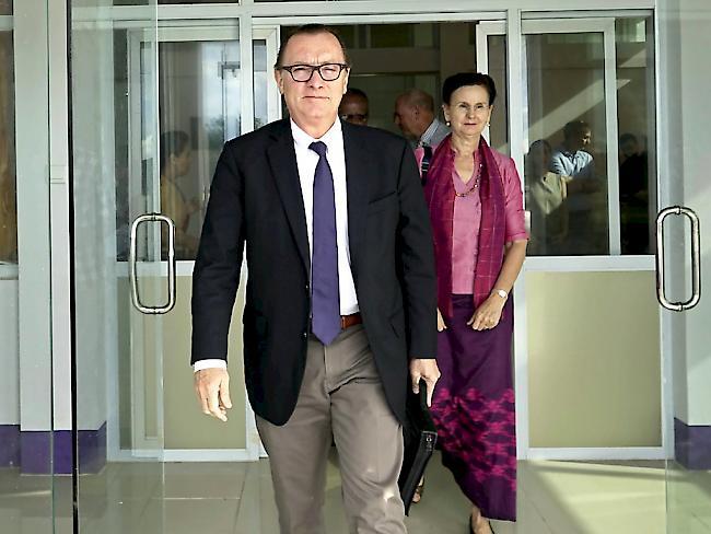 Ranghoher UN-Vertreter besucht Nordkorea