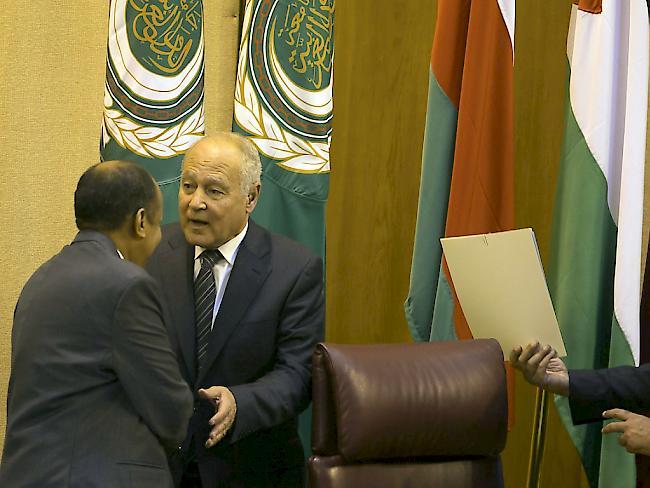 Arabische Liga: Ost-Jerusalem als Hauptstadt Palästinas- Weitere Unruhen nach US-Entscheidung