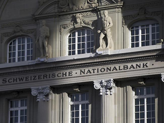 Schweizer Nationalbank: Kein Problem in Kryptowährungen