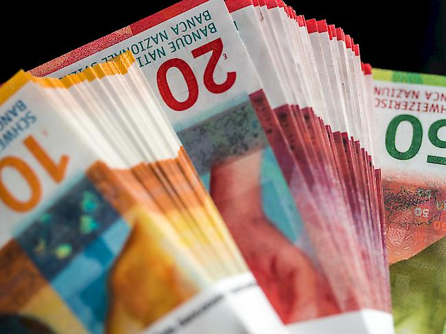 Milliarden Franken: Nationalbank erzielt 2017 rekordhohen Jahresgewinn