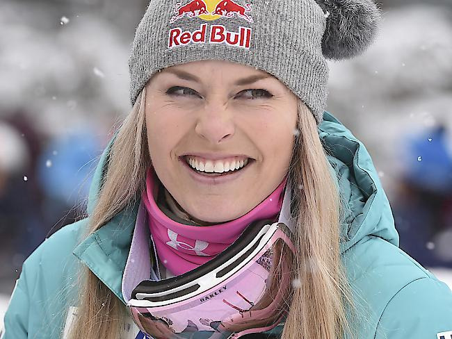 Ski alpin: Vonn in Cortina haushohe Favoritin