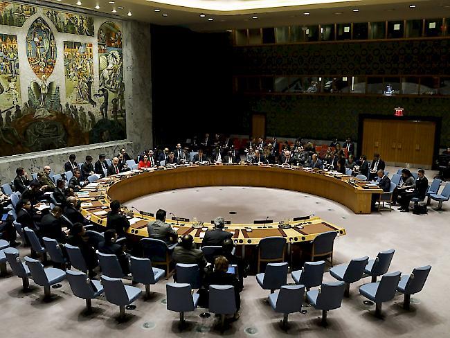 Jerusalem-Resolution im Sicherheitsrat: Veto der USA