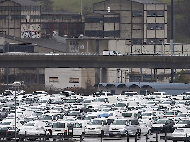 Schweizer Autobesitzer klagen gegen VW