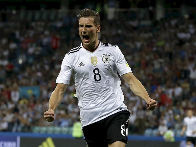 Vom Revierklub zum Rekordmeister Der deutsche Nationalspieler Leon Goretzka dessen Vertrag bei Schalke 04 im Sommer ausläuft hat seine Zukunft Medienberichten zufolge geklärt