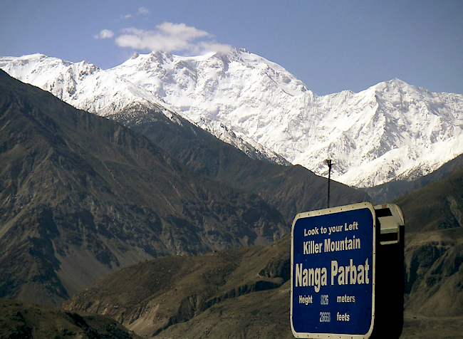 Bergsteiger hängen am Nanga Parbat fest - Rettungsaktion