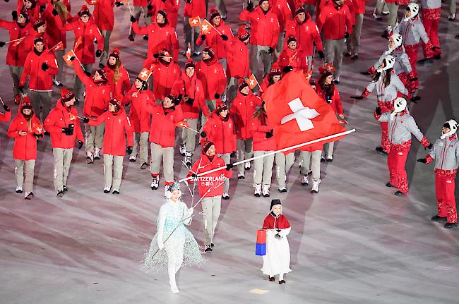 Olympische Winterspiele in Pyeongchang beginnen