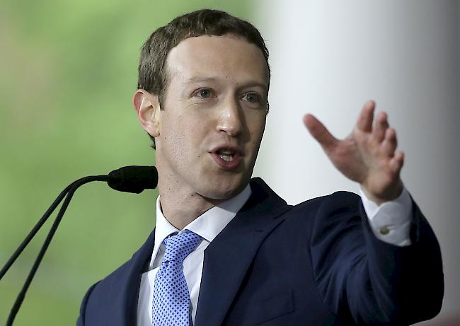 Zuckerberg kontert Tim Cook: