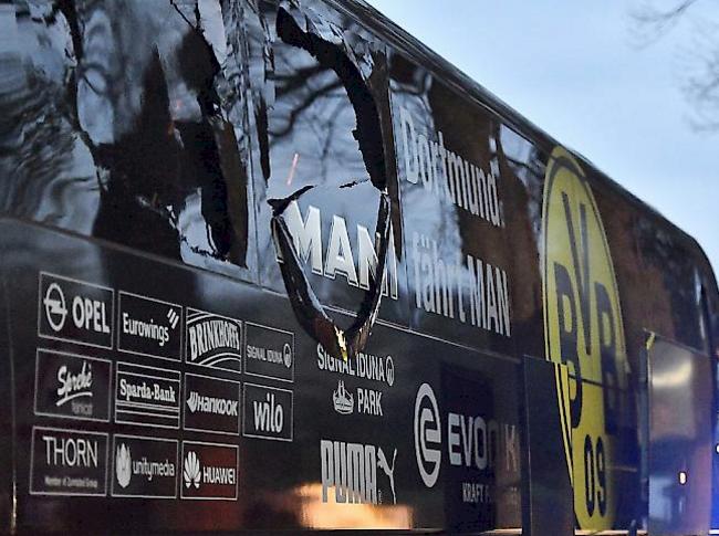 Bürki sagt in Prozess zu Bombenanschlag aus