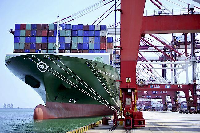 Chinas Wirtschaft wächst um 6,7 Prozent ROUNDUP/Trotz Unsicherheiten